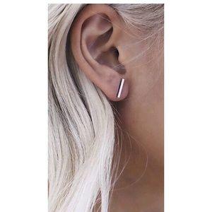 Jewelry - Dainty Bar Earrings